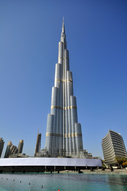 Burj Khalifa Architecture And Design