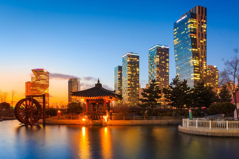 Futuristic Cities Around The World Vine Vera Stores