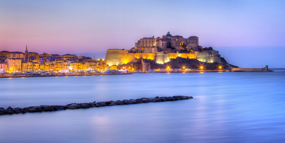 Corsica Island, France.