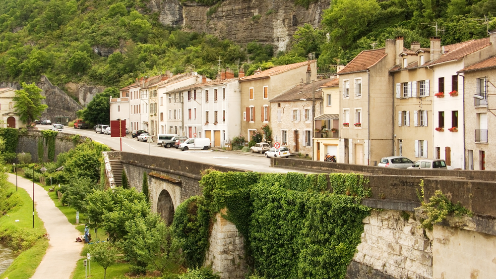 Cahors. France.