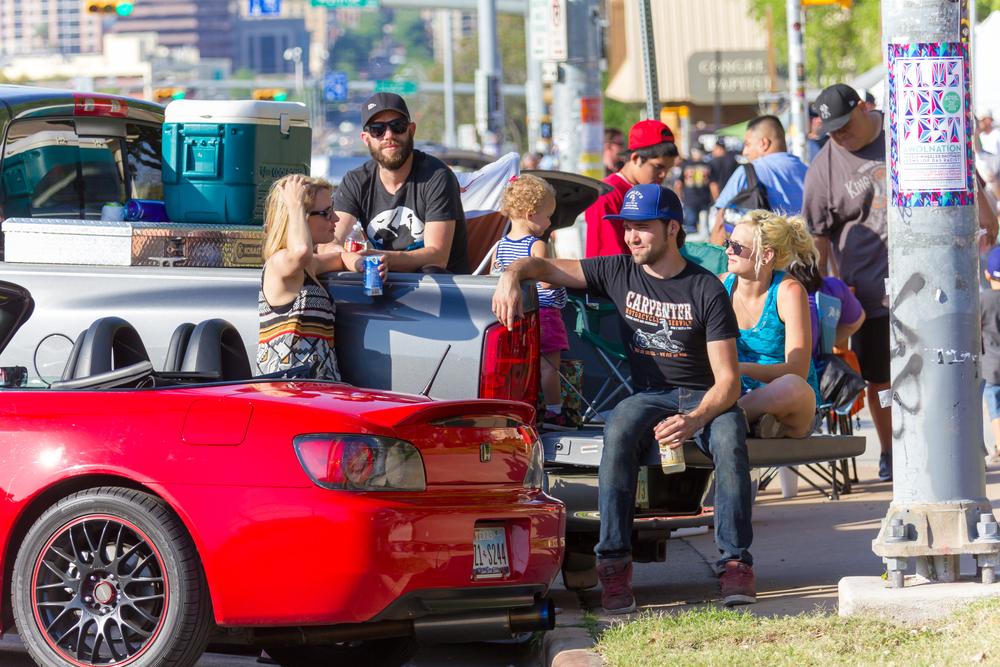 South Congress Avenue, Austin.