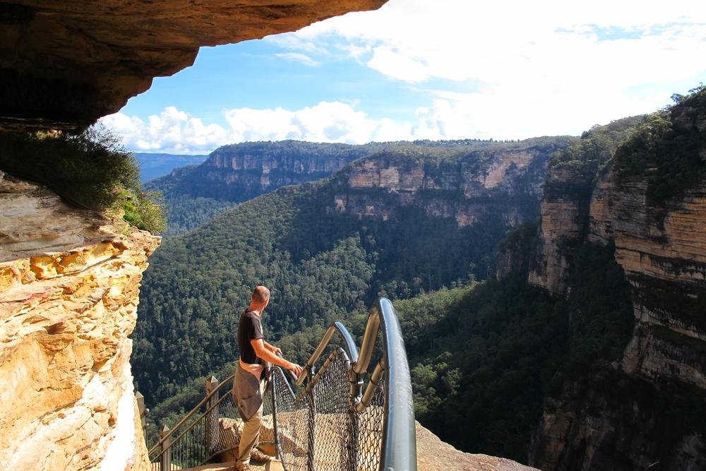 Blue Mountains National Park, Sydney