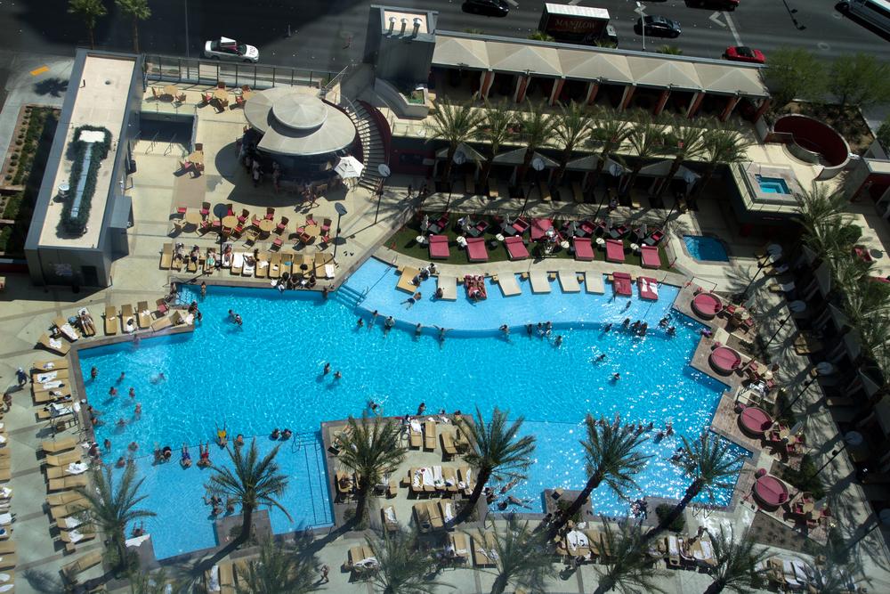 PH Towers Westgate Pool, Vegas