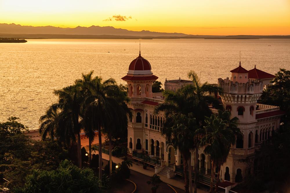 Sunrise in Cuba