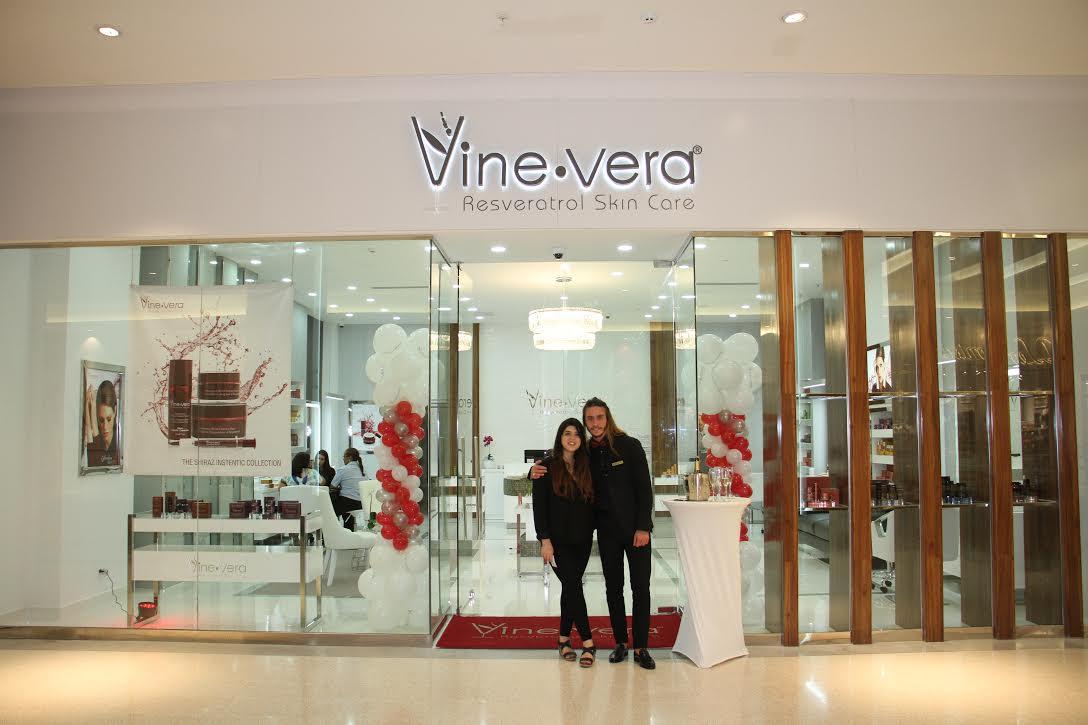 Vine Vera Escondido Location