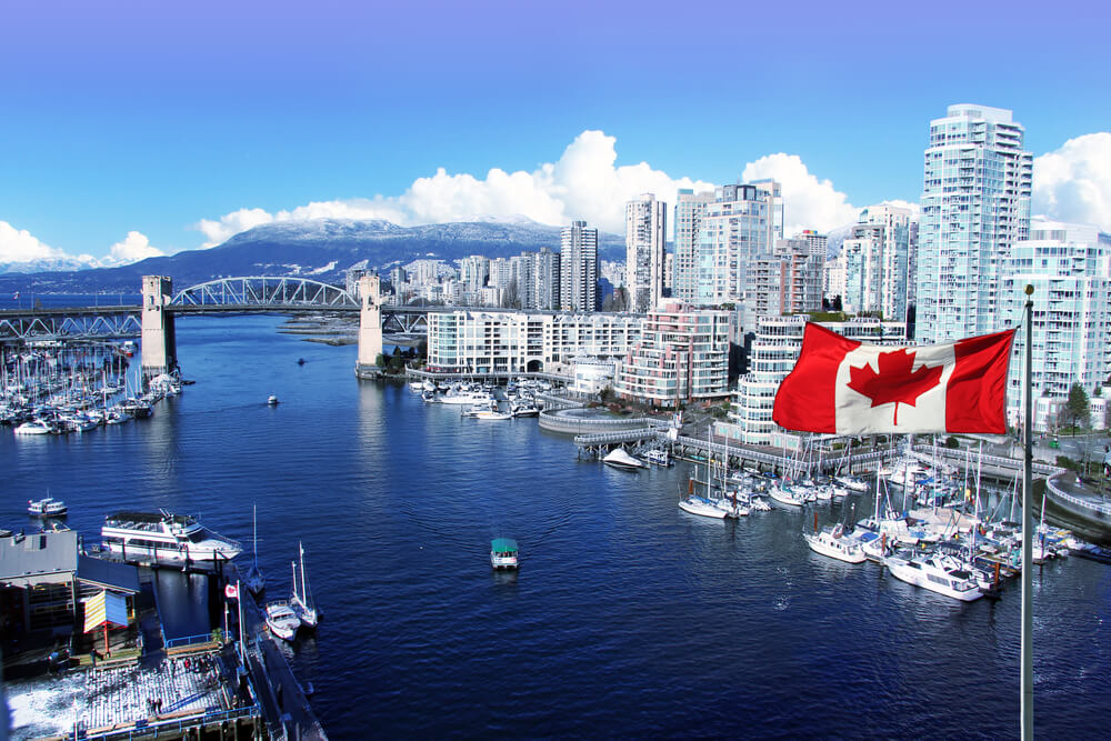 vine vera banner presents See the Best of Canada Aboard the Canadian