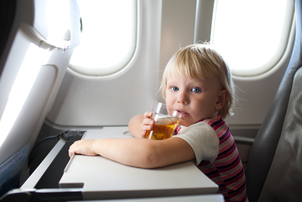How to Entertain a Child on The Plane
