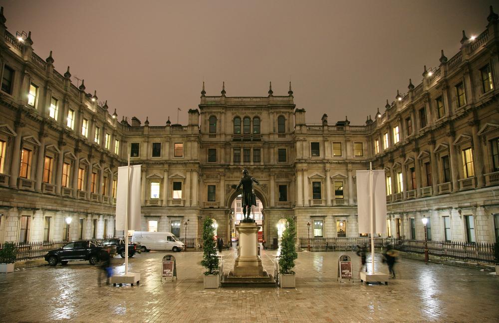 The Royal Academy of Arts, London