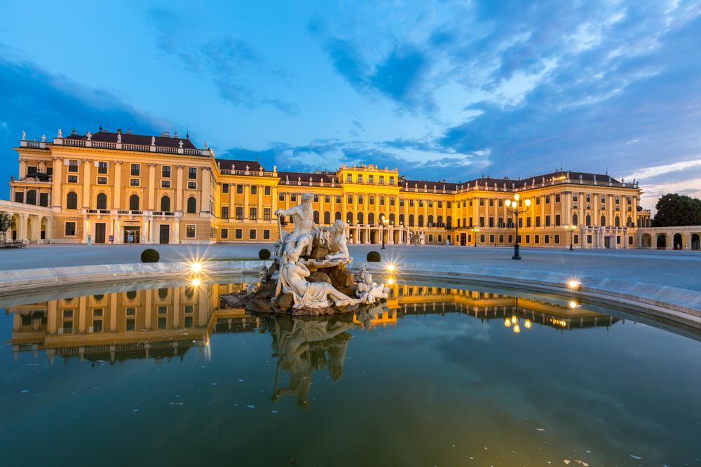 Visiting Schönbrunn Palace
