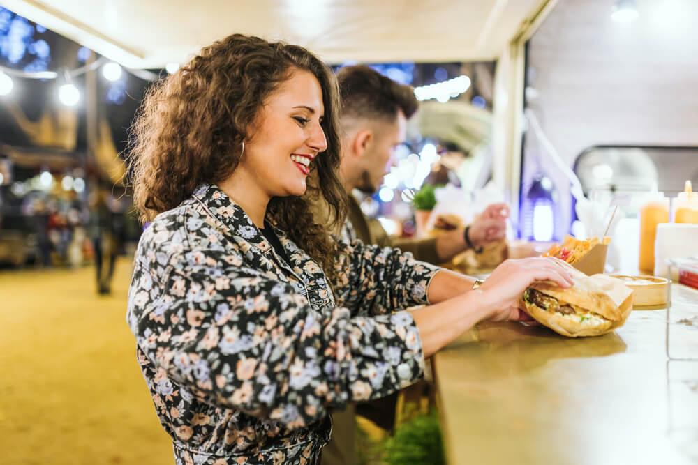 vine vera banner presents 2017 Food Trucktoberfest at Monmouth Park Racetrack